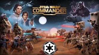 Star Wars Commander - iOS Android - HD (Sneak Peek - Empire) Gameplay Trailer