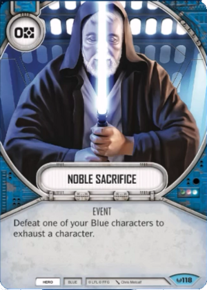 NobleSacrifice
