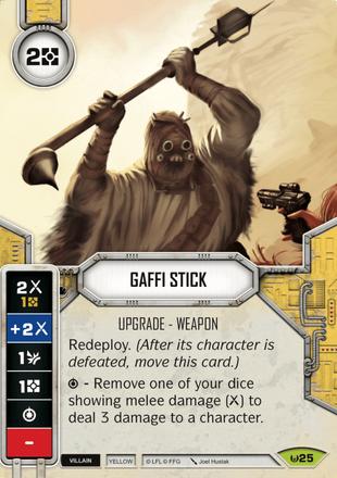 Swd03 gaffi-stick