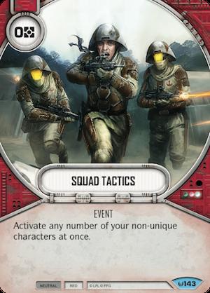 Squad-tactics