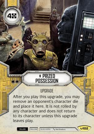 PrizedPossession