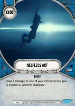 Selfless Act