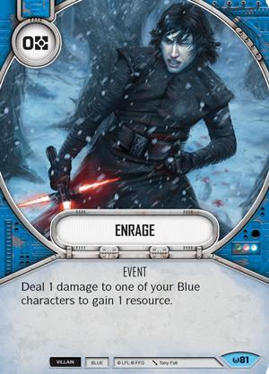 Swd01 card enrage