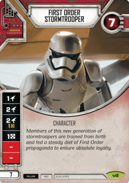 Swd01 first order stormtrooper