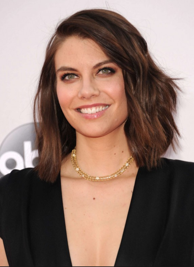 Lauren Cohan walking dead exit