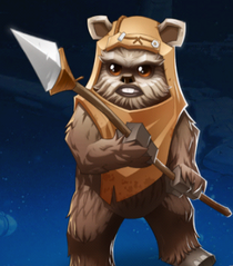 Star Wars Wicket 2