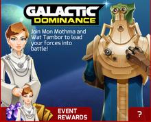 Galactic Dominance