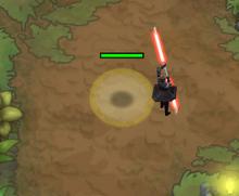 Star Wars Darth Maul skill