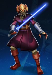 Star Wars Plo koon