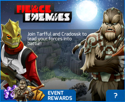 Event Fierce Enemies