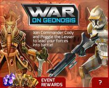 War on Geonosis