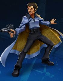 Star Wars Lando Cal
