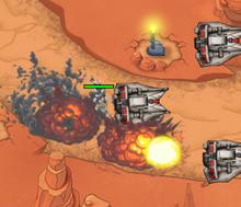 Star Wars Echo Base Han Solo Skill