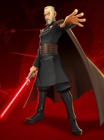 Star Wars Count Dooku