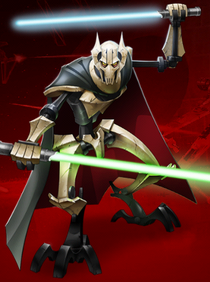 Star Wars Grievous