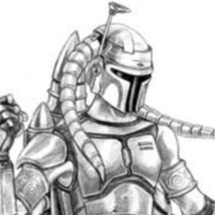 <b>Boba Skywalker-Fett</b>was a Jedi, Bounty Hunter, Mandalorian, and Assassin. The son to Ruin Skywalker and Gabriel Fett