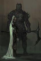 Dark Elves Concept Art III
