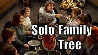 Solo Family Tree - Star Wars History