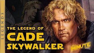 The Legend of Cade Skywalker - Star Wars Minute