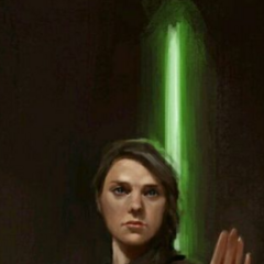 Firstborn daughter to Jariah skywalker and Ania solo: DELIAH SKYWALKER