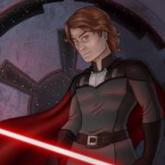 One Sith member, DARTH SCABROUS was one of Nihl's hands, and was murdered along with almost all of the One Sith by Axel Palpatine