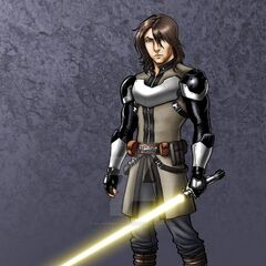 Grey Jedi Inquisitor Balfrey Del Moyo