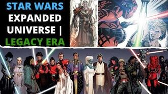 Star Wars Expanded Universe The Legacy Era