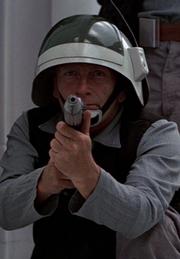 Alderaanian Security Officer