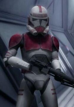 Unidentified clone shock trooper 10