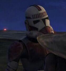 Unidentified Clone shock trooper (Naboo)