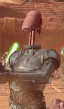 Geonosian Battle Droid C-3PO