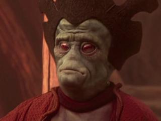 Silas Carson as Nute Gunray (AOTC)