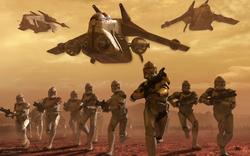 Clone Troopers Geonosis