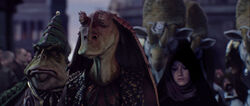 Mourning for Padme