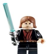 Anakin Jedi Sin capa