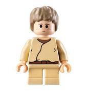 Anakin Niño LEGO Rediseño de 2011