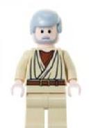 Ben Kenobi LEGO V.3