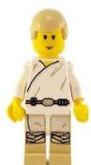 Luke Tatooine (Yellow skin)