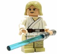 Luke Tatooine Sable de Luz