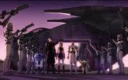 Star Wars The Clone Wars by GavDude