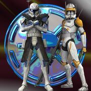 Rex and cody phase ii by mistymay88-d4ckixt