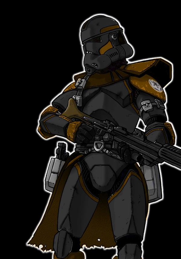 382nd Legionnova Trooper Star Wars The Resistance Chronicles