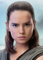 Rey The Last Jedi promo
