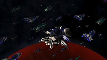 Allied Fleet!