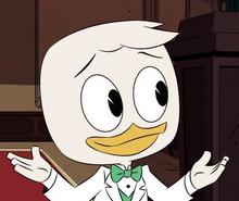 Louie Duck Photo