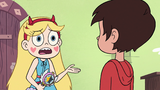 S2E30 Star Butterfly 'when it came out of my mouth'