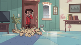 S2E31 Marco Diaz groaning with frustration