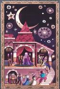 Celena mural