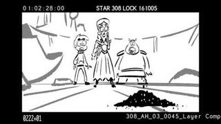 Star Vs The Forces Of Evil - Toffee Animatic By Sabrina Cotugno & Aaron Hammersley