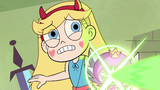 S2E30 Star Butterfly keeps casting green magic